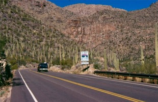 Sky Island Parkway (Catalina Highway) National Scenic Byway