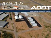 2019-2023 Airport Capital Improvement Program (ACIP) Report Cover