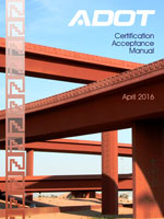 Certification Acceptance Manual