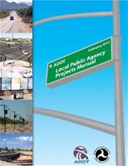 Local Public Agency Projects Manual