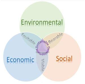 Figure 1: Sustainable Development across all disciplines