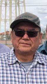 Retired ADOT Engineer Kee Yazzie