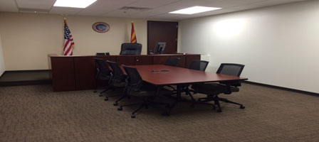 Executive Hearing Room