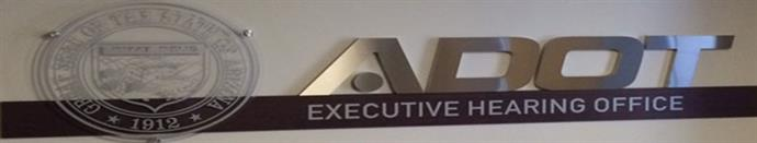 Executive Hearing Office Seal
