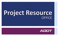 Project Resource Office Sign