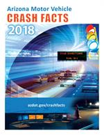 Arizona 2018 Motor Vehicle Crash Facts Cover