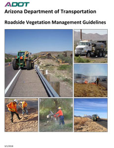 Roadside Vegetation Management Guidelines Cover