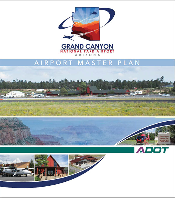 Grand Canyon Airport Master Plan Cover