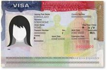 Visa U/V