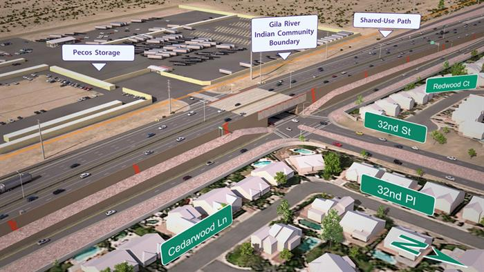 32nd Street project rendering