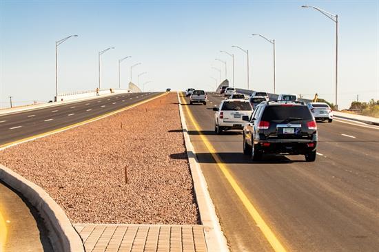 SR 347 new overpass opens