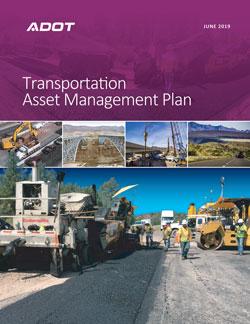 Transportation Asset Management Plan cover