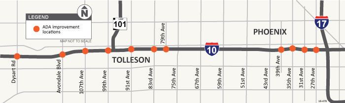I-10-Dysart-Rd-to-I-17-Improvements-Overview-Map