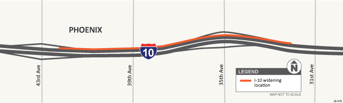 I-10-Dysart-Rd-to-I-17-Improvements-Widening-Map
