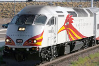 New Mexico Intercity Rail