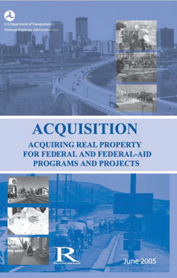 Acquisition - Acquiring Real Property