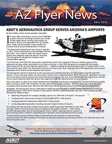 AZ Flyer News Fall 2019