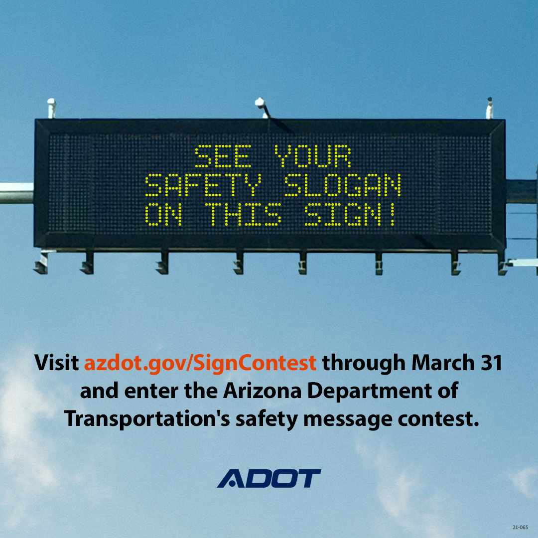 Safety-Message-Contest graphic
