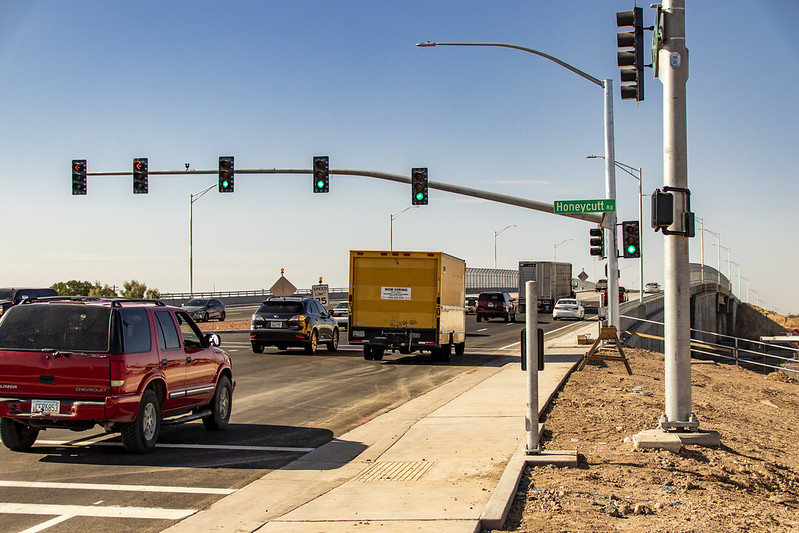 SR 347 overpass AASHTO Award
