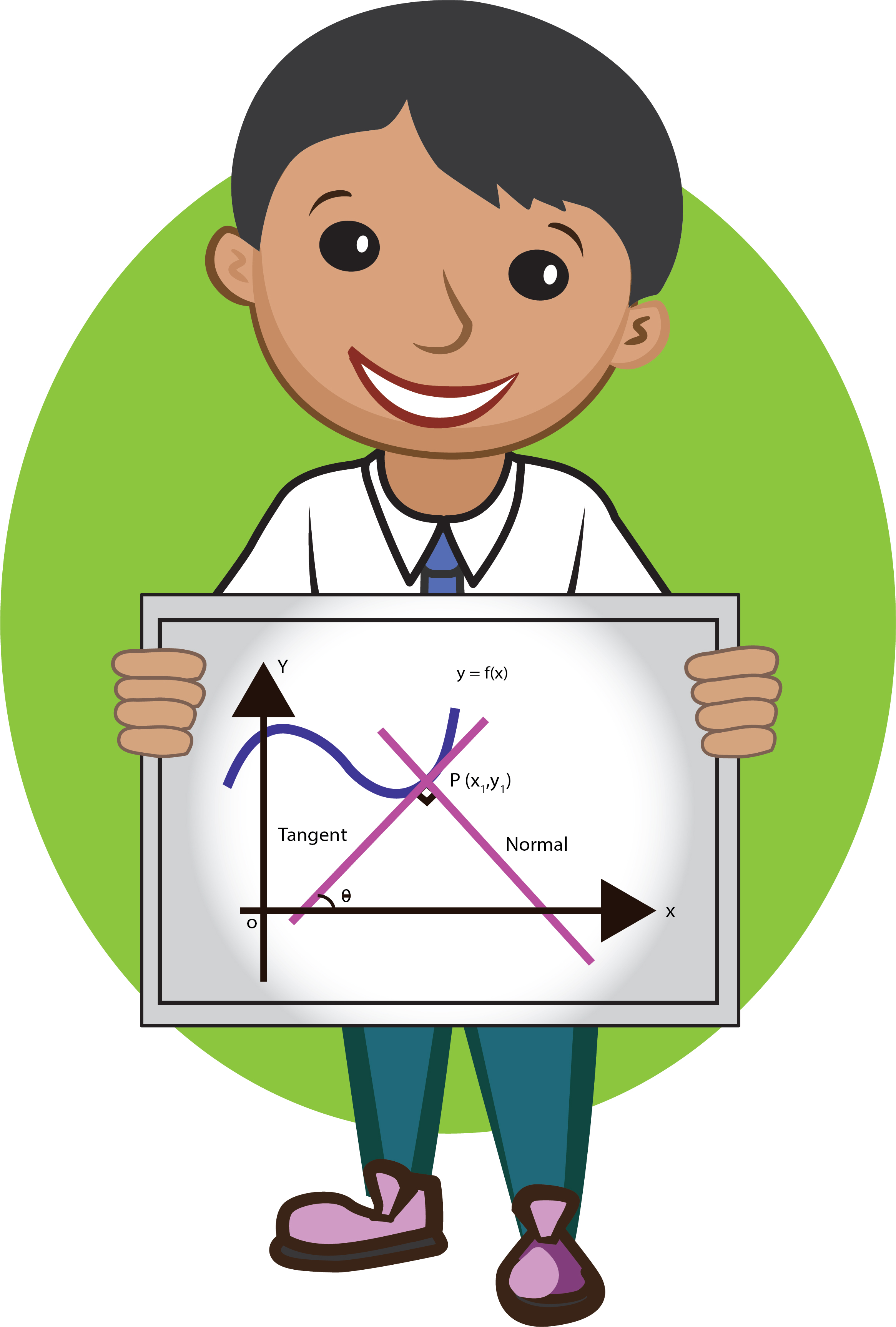 ADOT Kids Math kid