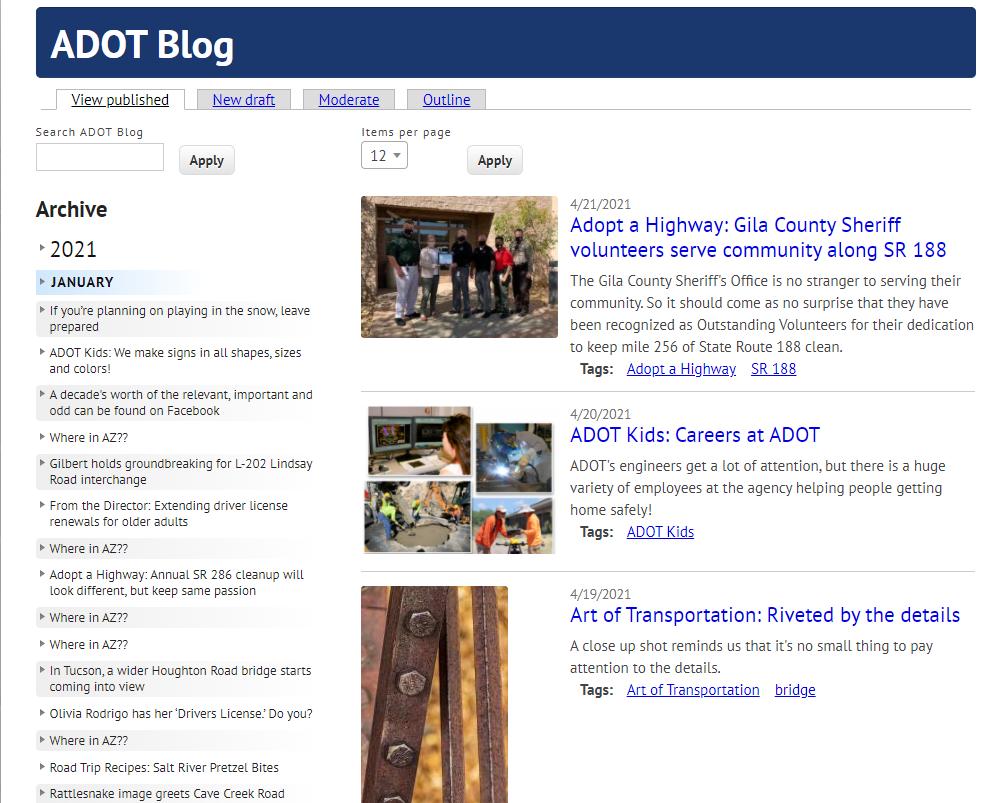 ADOT blog deceniel 10th anniversary