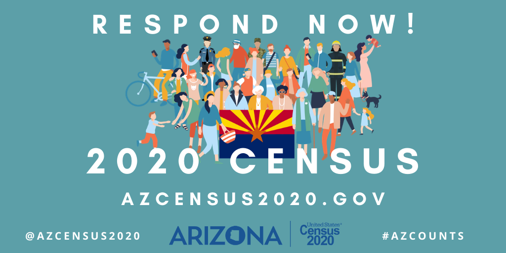 AZCensus2020 banner