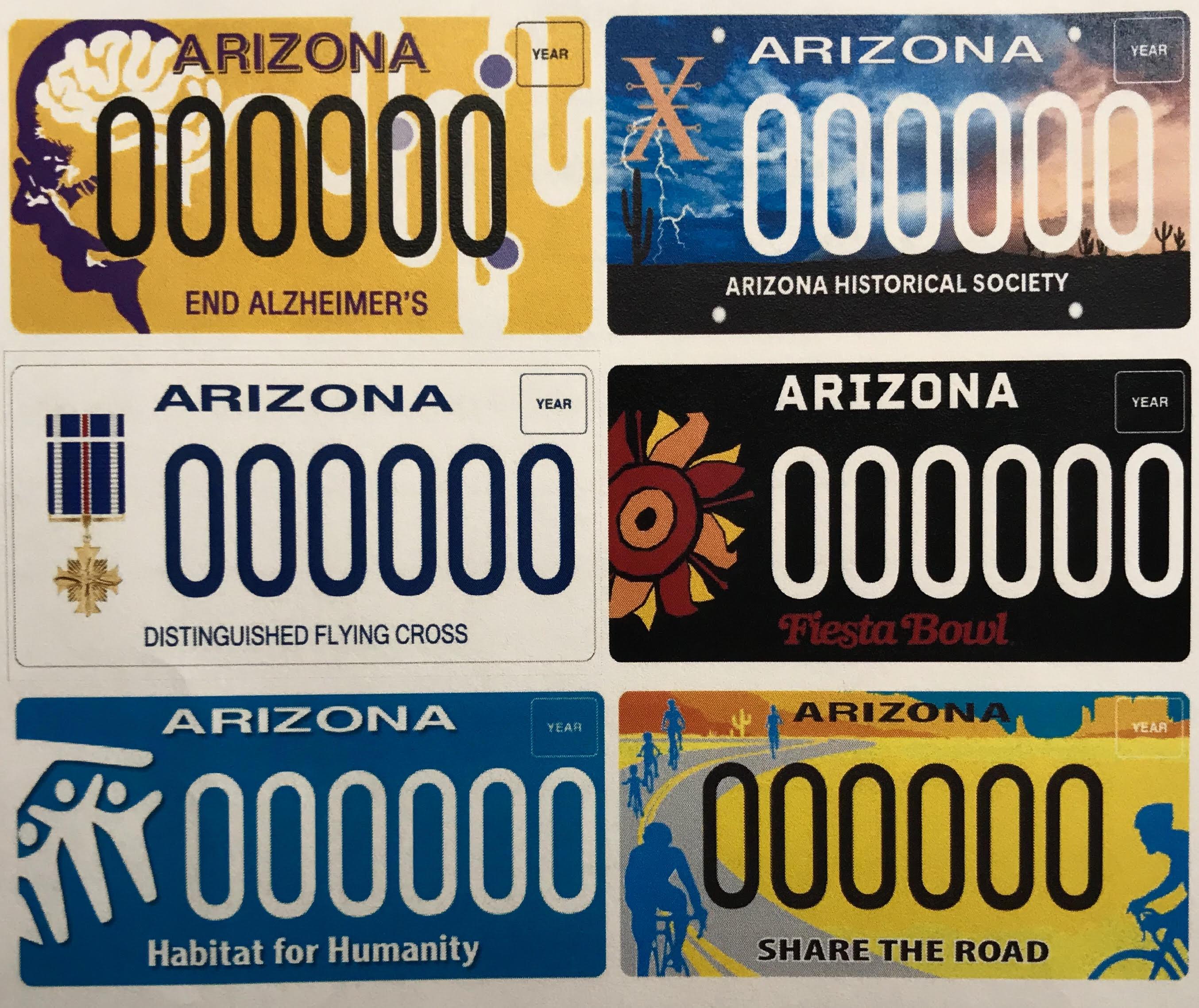 New MVD plates