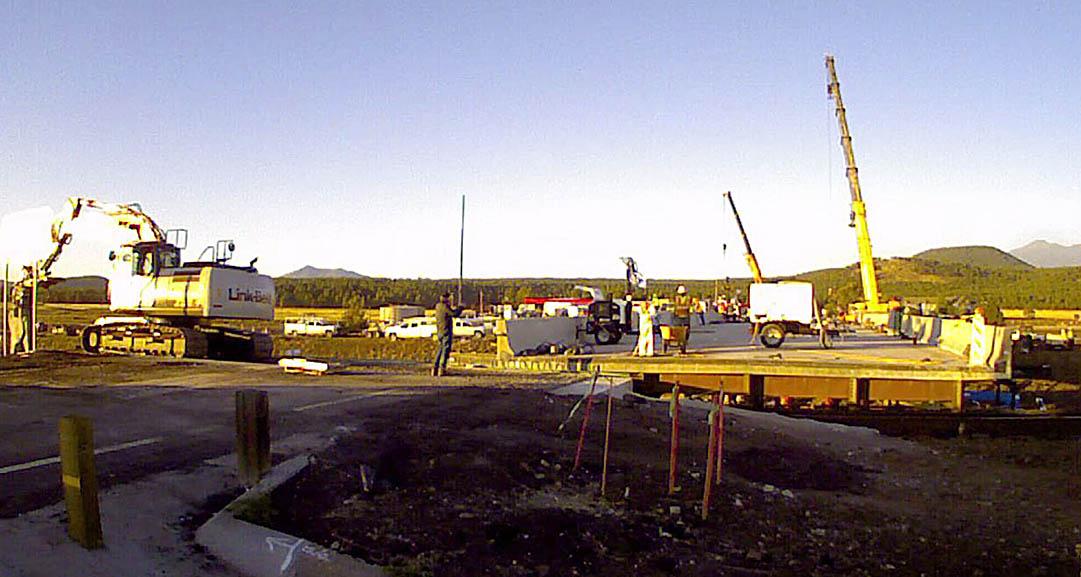 Bellemont Bridge Project