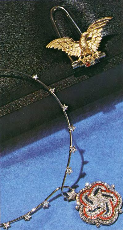 Bicentennial necklace