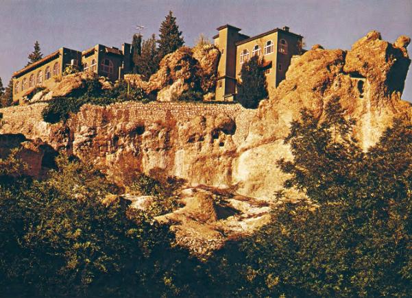 Boyce residence