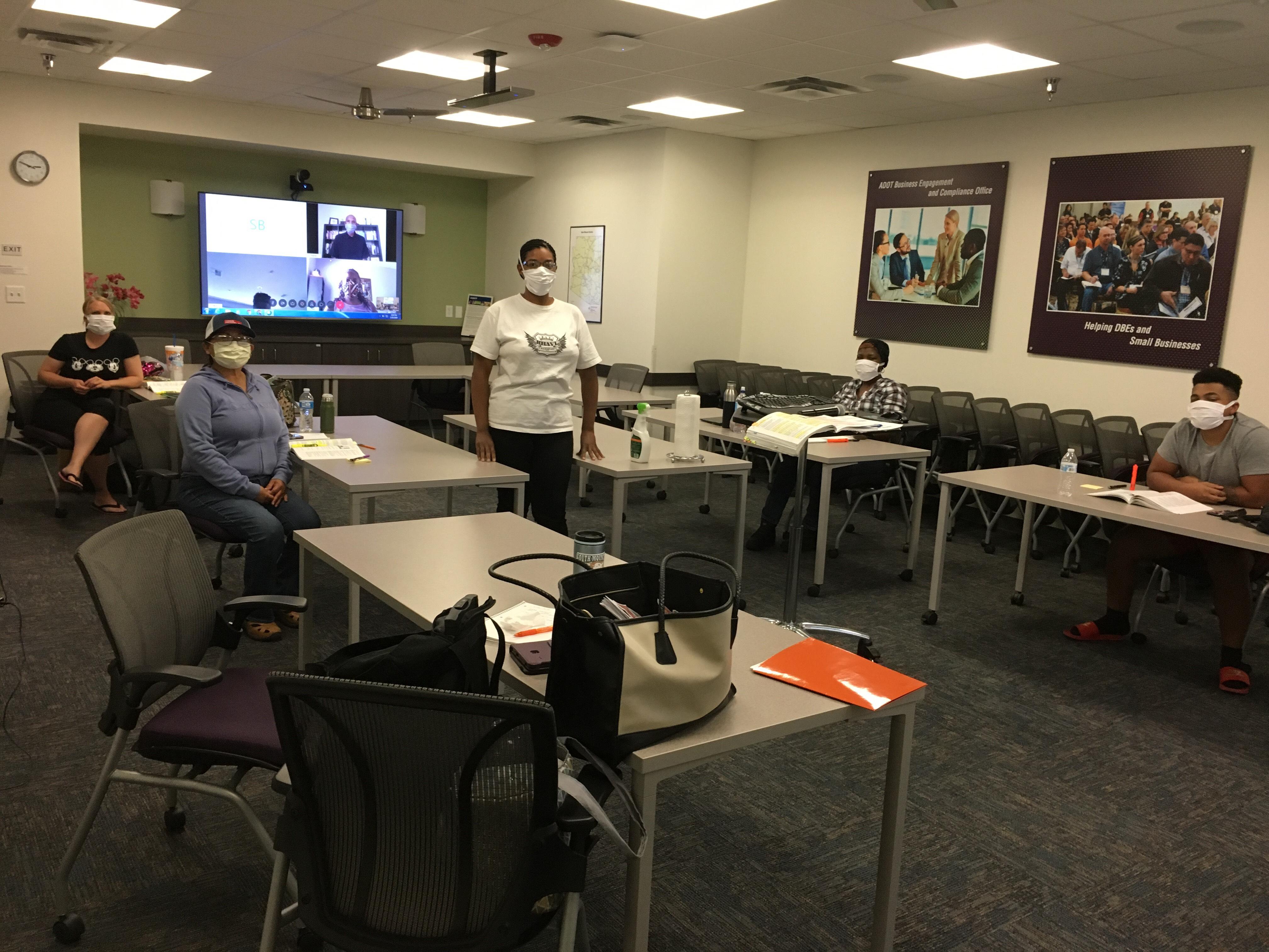 Construction Academy virtual training