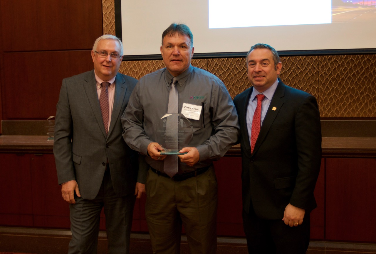2019 National Roadway Safety Award