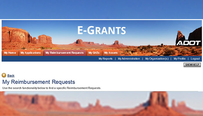 E-Grants image