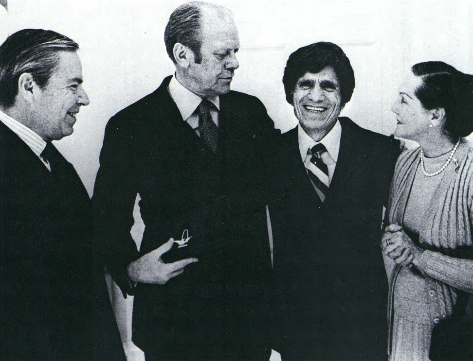 Ford and Touraine