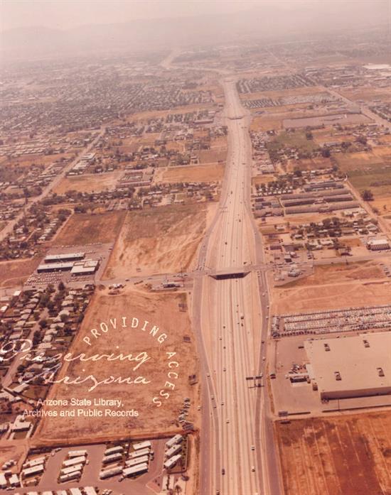 I-17 SB Camelback 1966