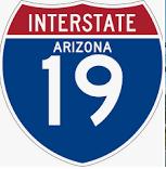 I-19 sign logo