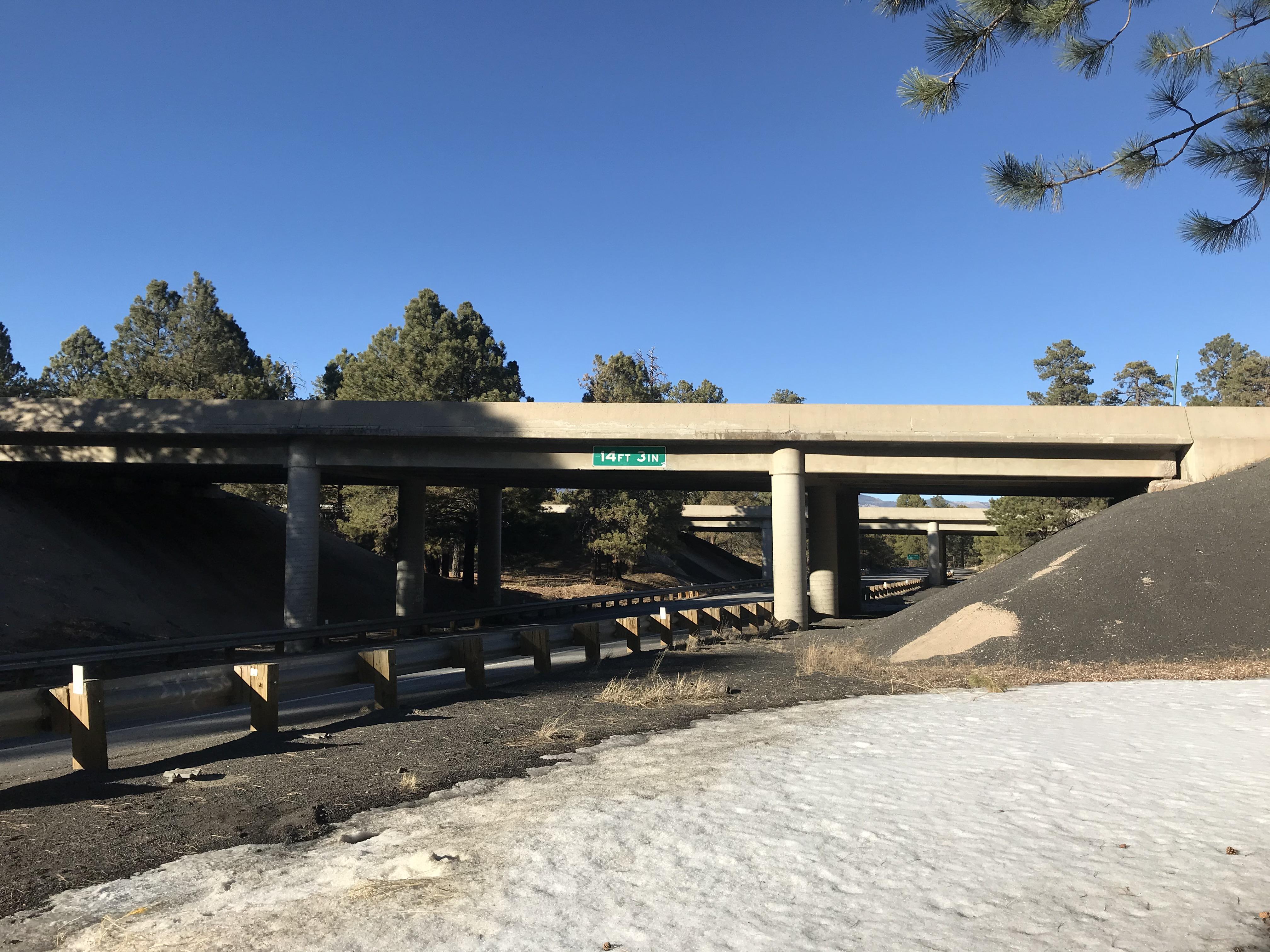 I-40 bridge over B-40