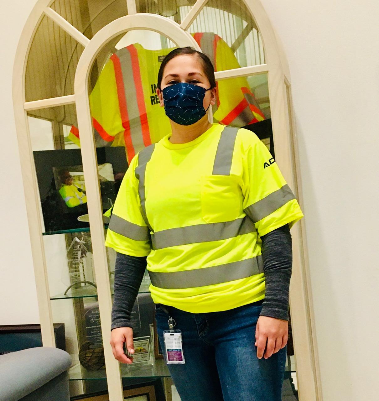 Jasmine Arollo starts her new job with the Incident Response Unit