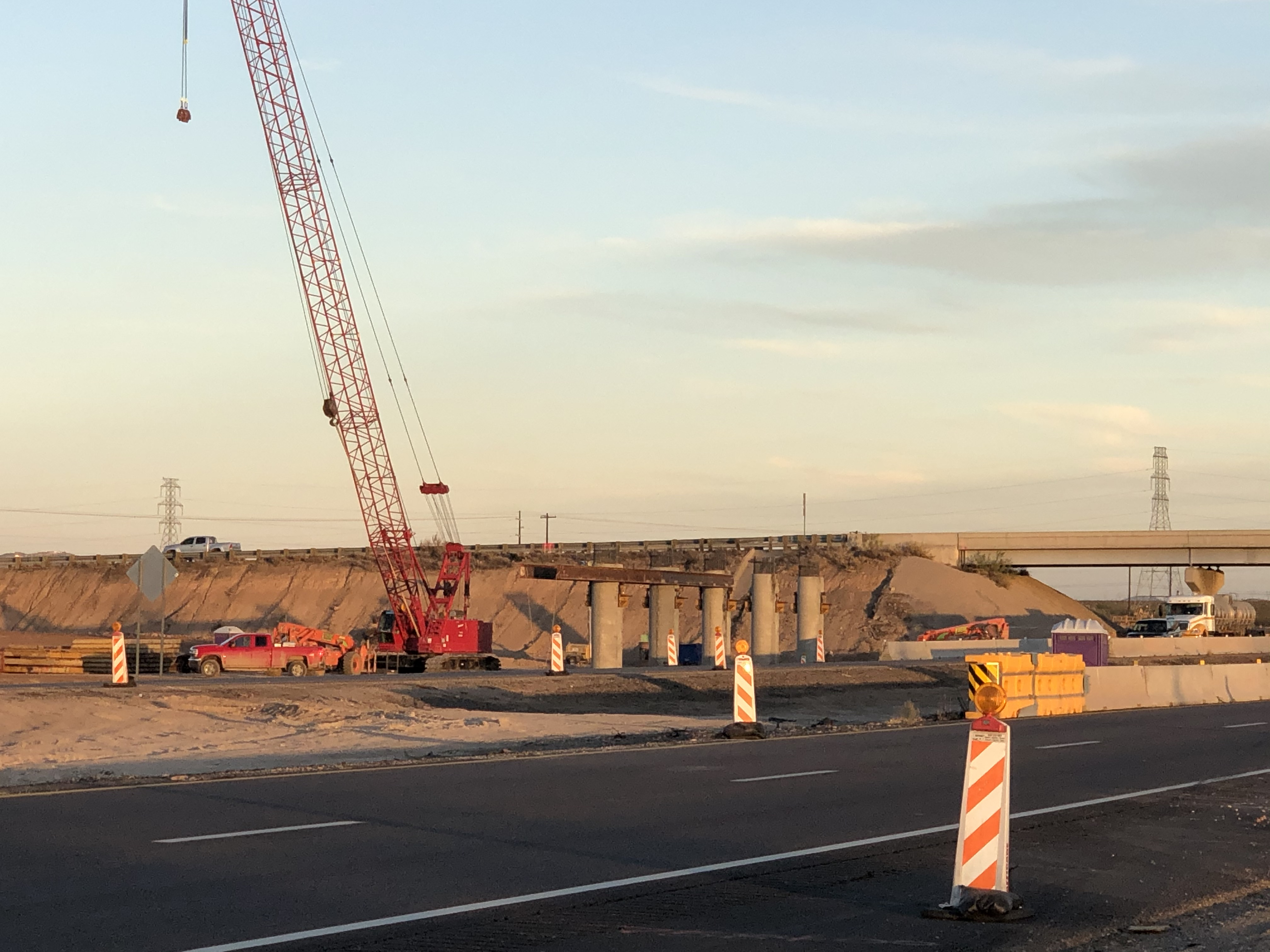 I-10 and Houghton