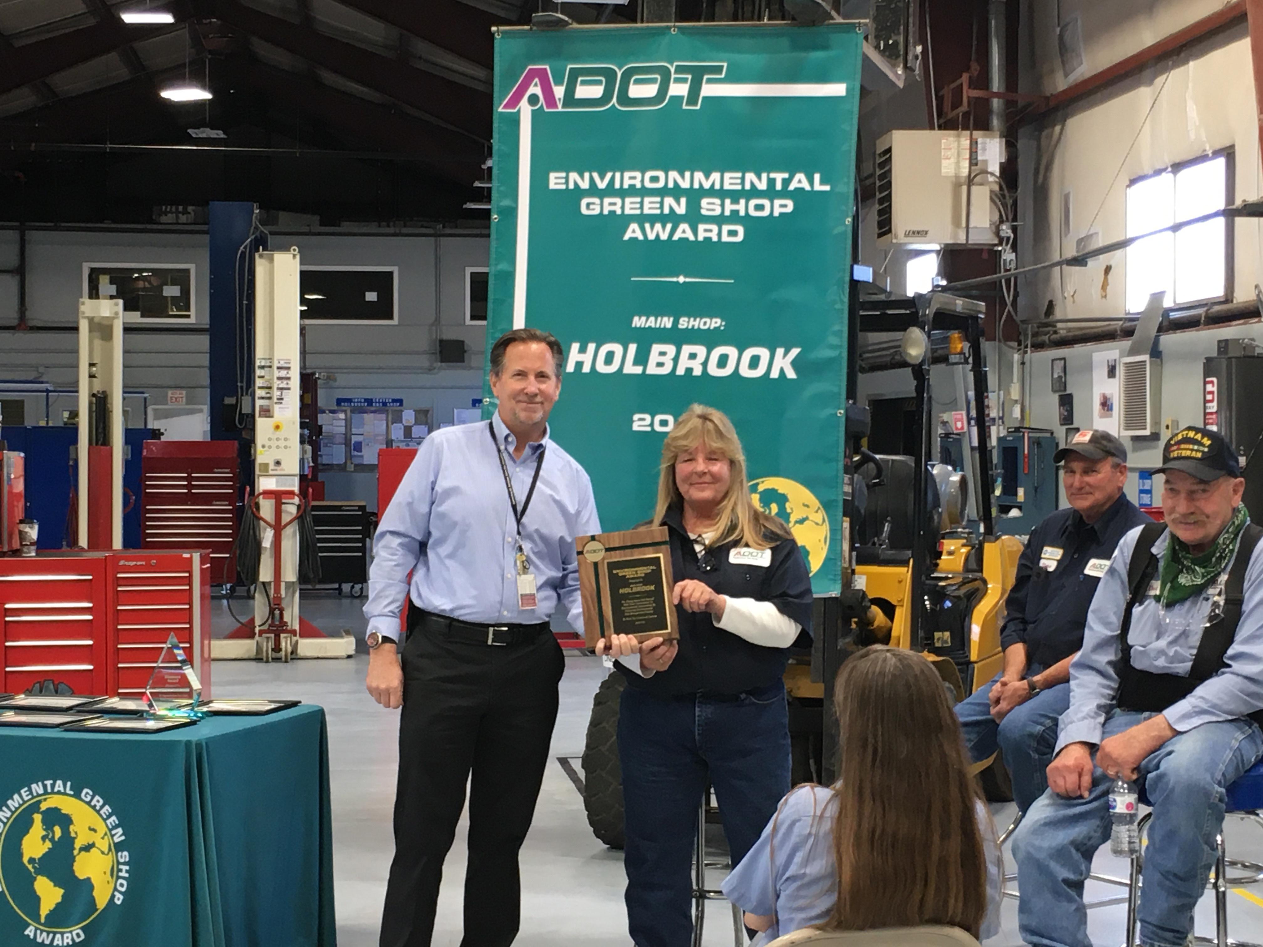 Holbrook Green Shop Award