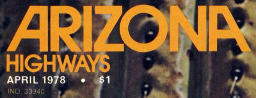 Arizona Highways 1978 Logo