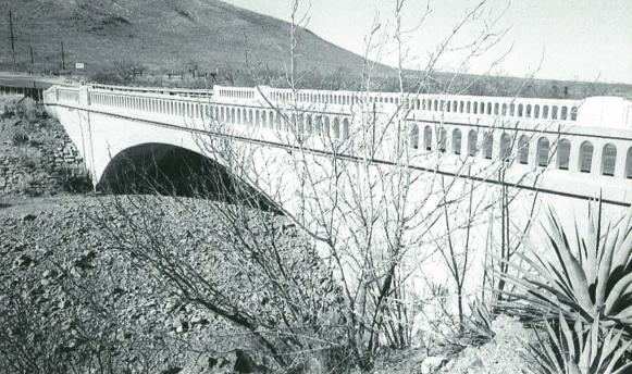Lowell Arch Bridge 2
