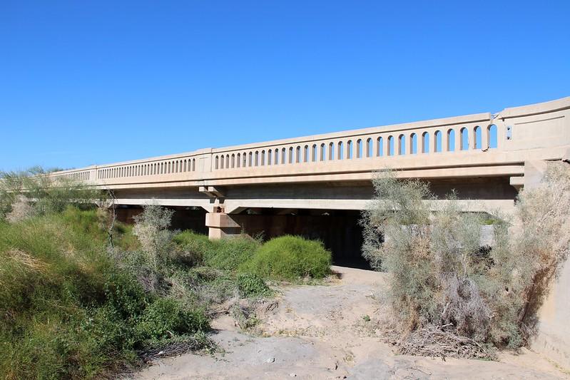 Old US 80 Ligurta Wash Bridge