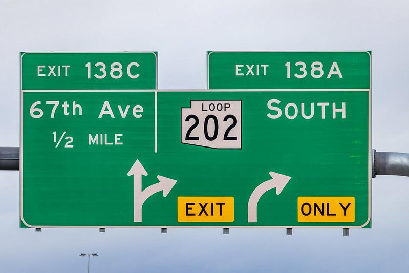 SMF sign