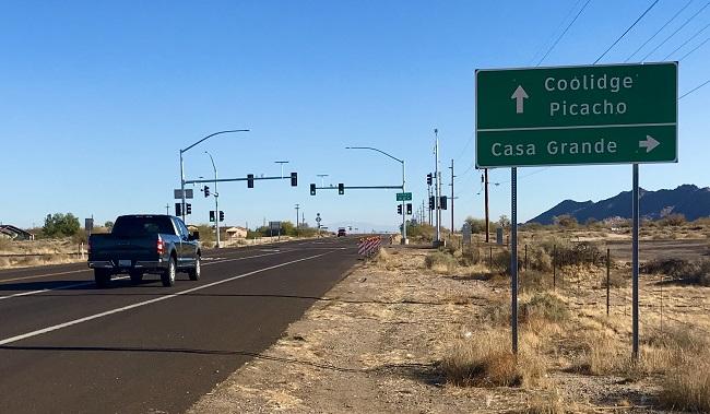 SR 87 Signal 1