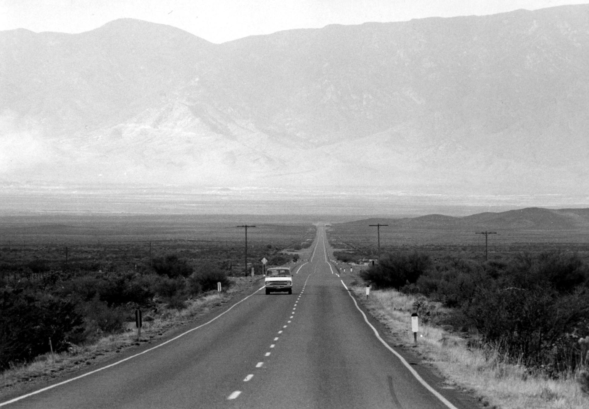 US 666 near Safford