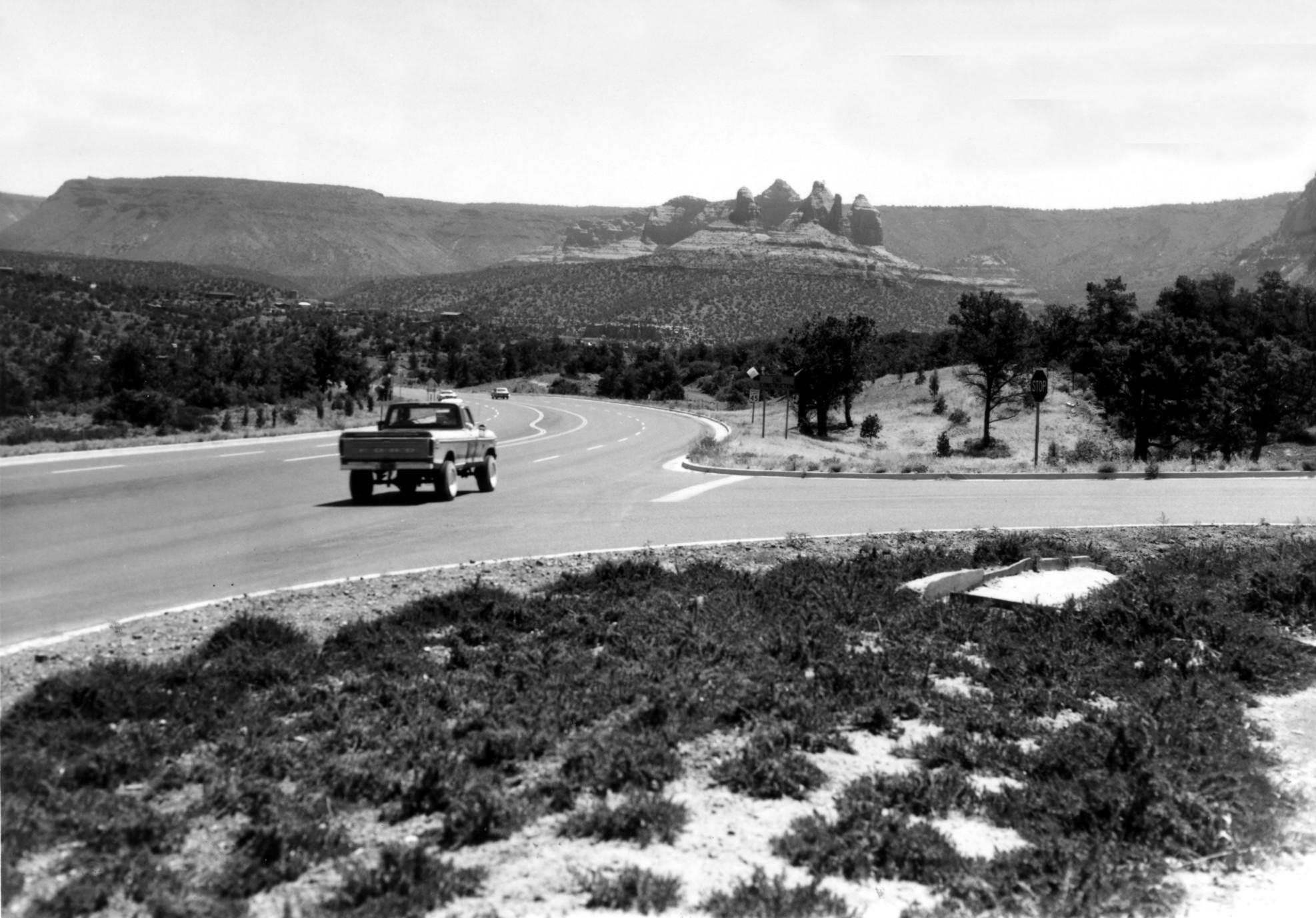 SR 89A East Sedona