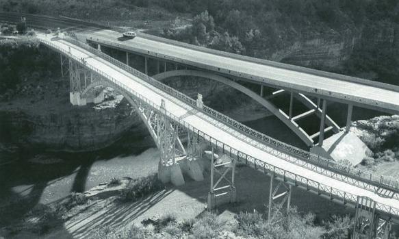 Salt River Canyon Bridge 3