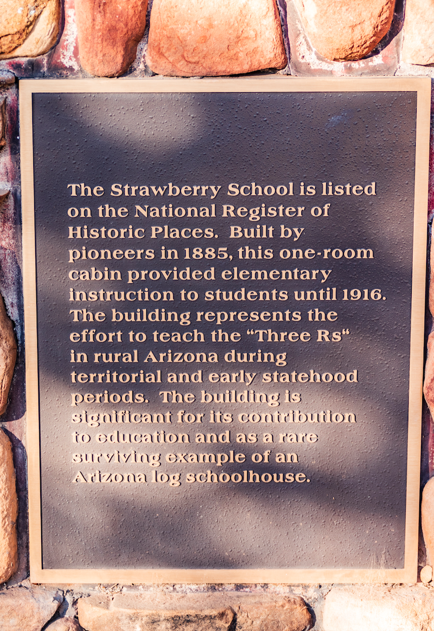 Strawberry Schoolhouse 2