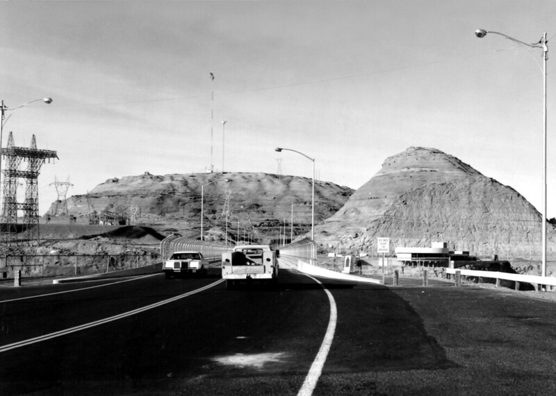 TBT Glen Canyon Dam bridge